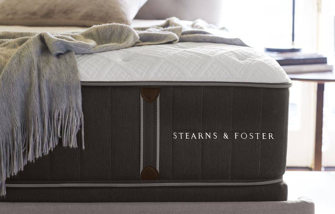 Stearns and foster mattress